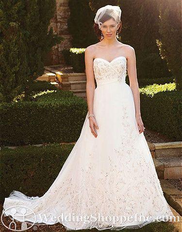 Bridal Gowns Casablanca  2038 Bridal Gown Image 1