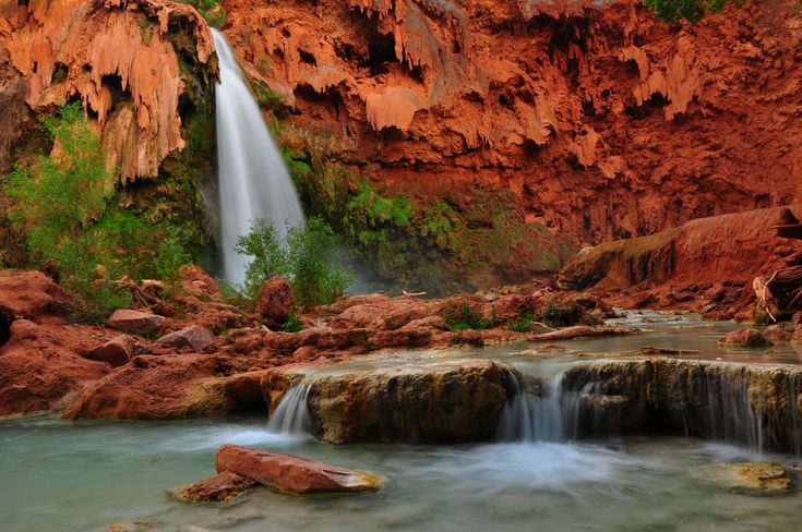 113 best natural pools caves and waterfalls images on for Natural pools arizona