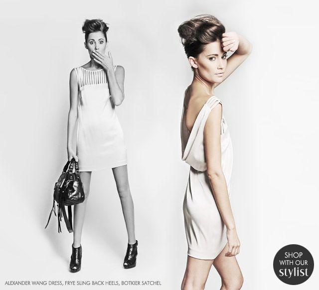 Shower dress wedding ideas pinterest beautiful for Alexander wang wedding dresses