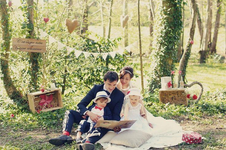 17 meilleures images propos de id e mariage sur pinterest bonbon plans d - Deco mariage bucolique ...