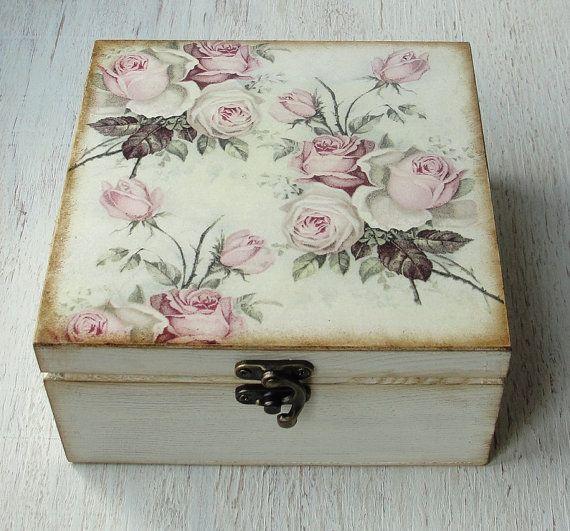Caja de té. Caja de almacenamiento del té. Caja del bolso de