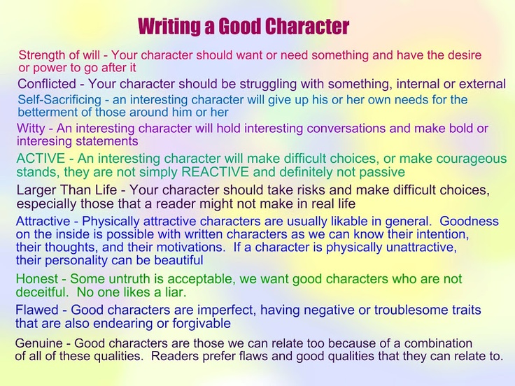 Example of Good person essay