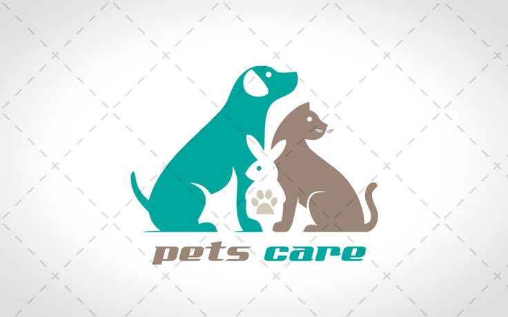 Awesome Pets Logo For Sale #logos #designs #pets #sale # vector website logo #shop logo #template