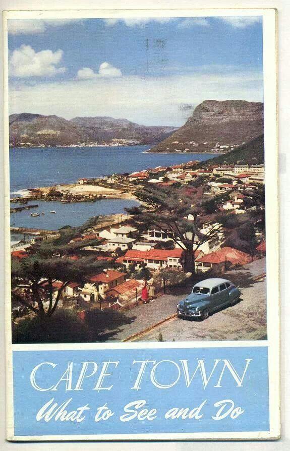Vintage Cape Town 1