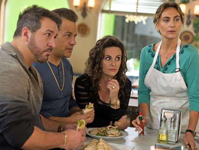 Il mio grosso grasso matrimonio greco 2 intervista all'attore Joey Fatone 'mi piace recitare stare s