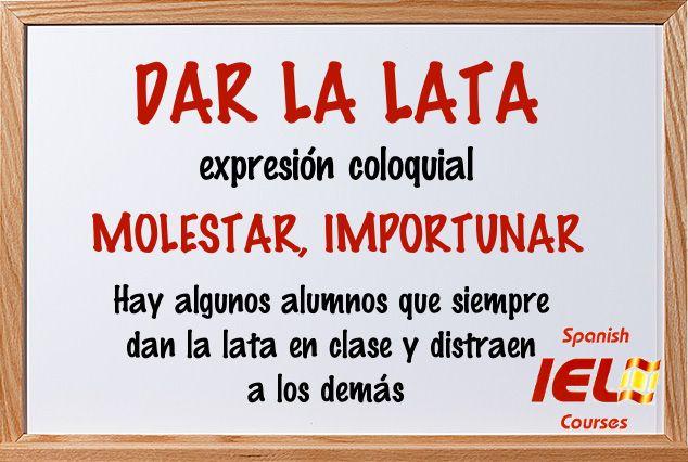 #spanish #coloquial #expresiones #modismos