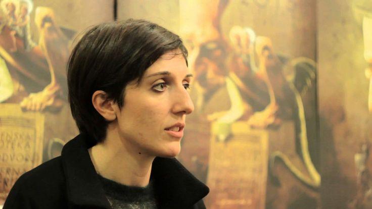 Virginia Mori. Nacida en Italia (Cattolica) 1981, 35 años.