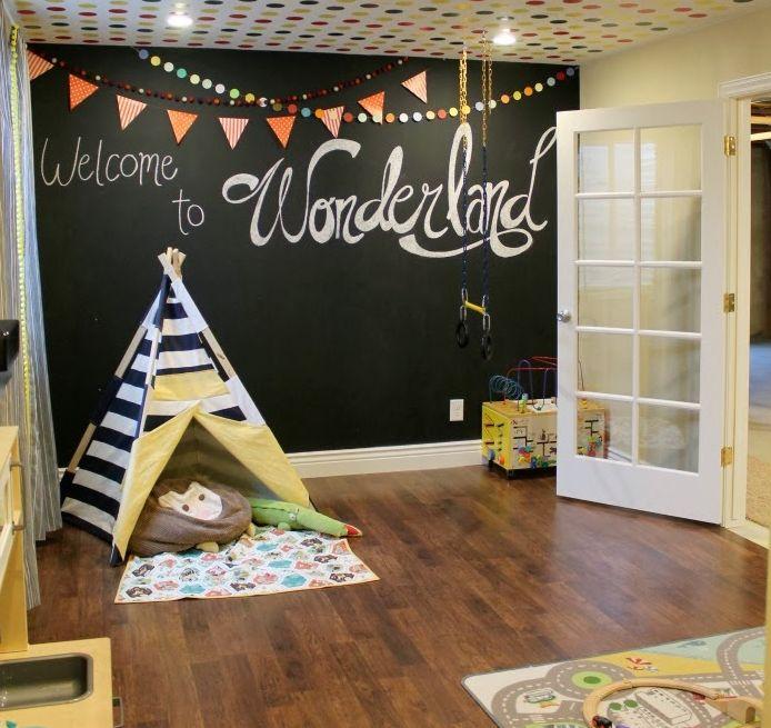 Best 25 Chalkboard Paint Walls Ideas On Pinterest: Best 25+ Chalkboard Wall Playroom Ideas On Pinterest