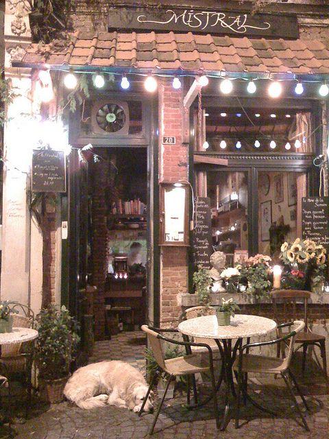 Bistro Mistral Cafe ($)