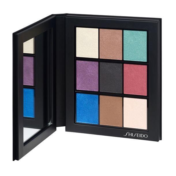 Shiseido Eye Color Bar Palette for Fall 2013