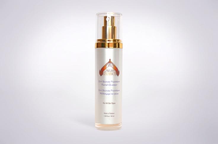 Zen Secrets Premium Facial Cleanser by New Radiance www.newskinradiance.com