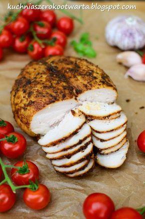 Jeśli przejadły Wam się sklepowe wędliny lub po prostu lubicie domowe, pieczone mięsa na kanapki, koniecznie spróbujcie dietetycznej, bardzo...