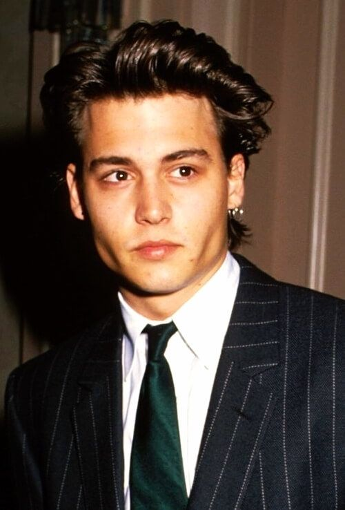 4 Men's Hairstyle Trends From the 90's Itching to Make a Comeback