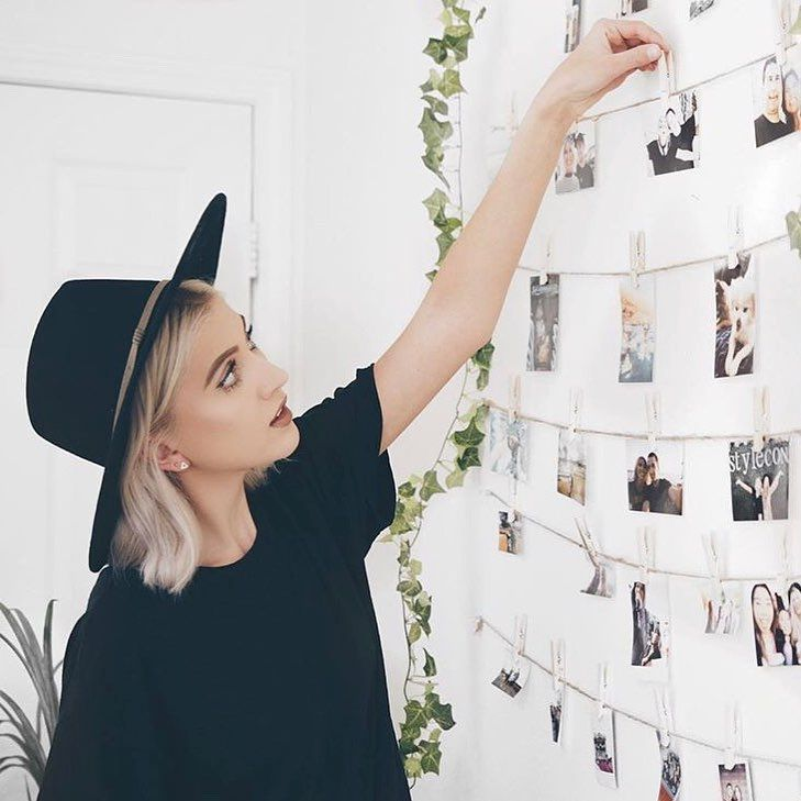 Check out this super cute photo wall printed with the new larger 3X4.5 printer - created by @alexasunshine83! Love it! 💗 🥑 • • • • •…