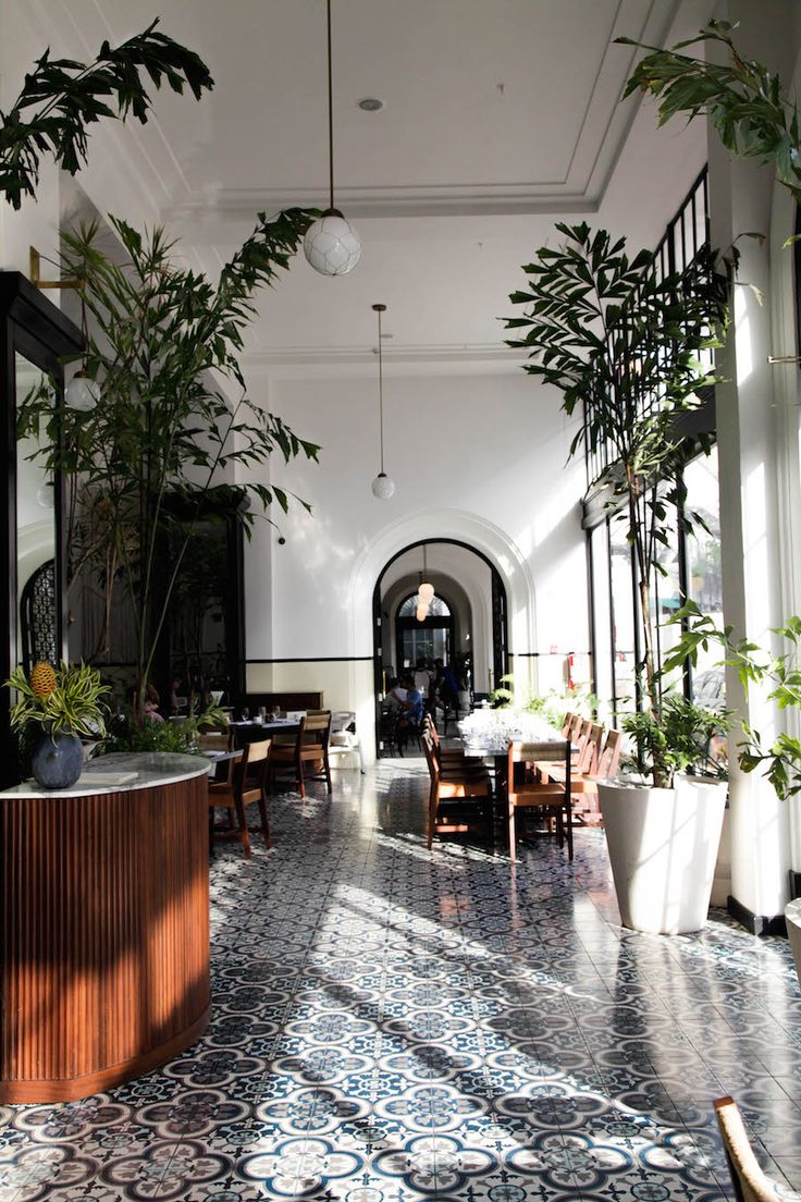 Design inspiration from the American Trade Hotel, Panama City