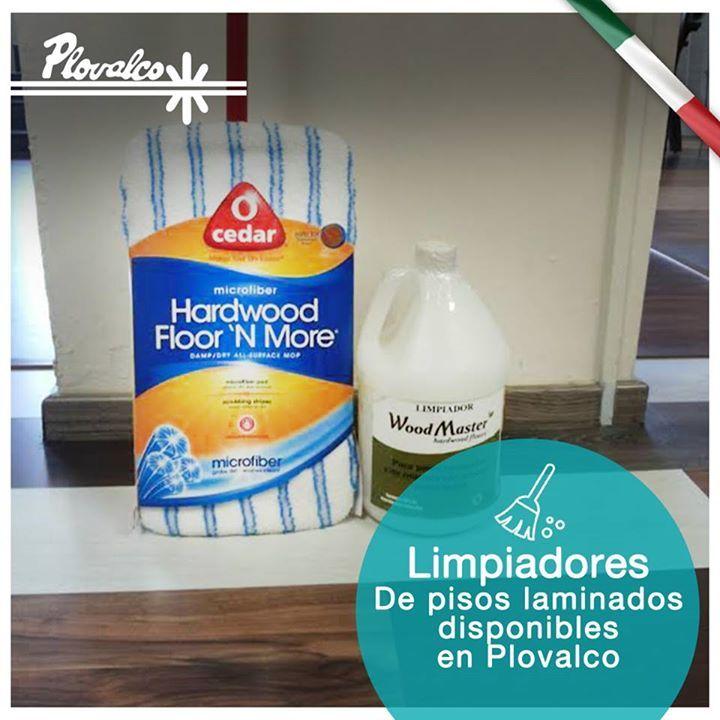 Te recordamos que en Plovalco Decoraciones siempre buscamos la forma de darte un mejor servicio y tenemos disponibles limpiadores premium para el cuidado de tus bonitos pisos laminados. - http://ift.tt/1QIZuz0