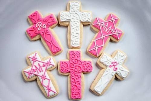Padrisimas Cruces Decoradas Para Bautizos Y Comuniones!!