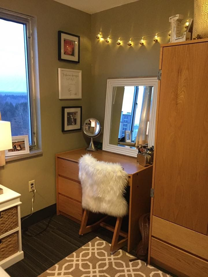 dorm room at kent state - Dorm Room Desk Ideas