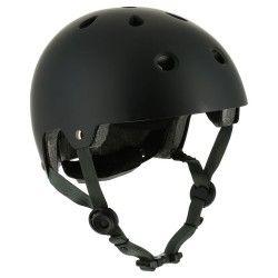 Helm Play 5 voor skeeleren, skateboarden, steppen, fietsen zwart