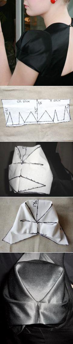 Sewing Pattern / Sleeves