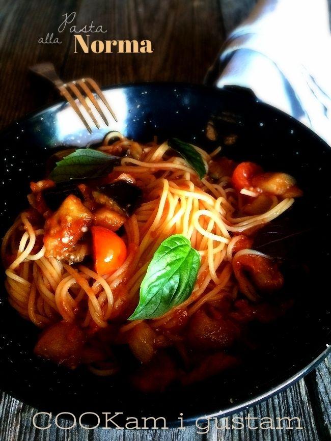 COOKam i guštam: Spaghetti alla Norma