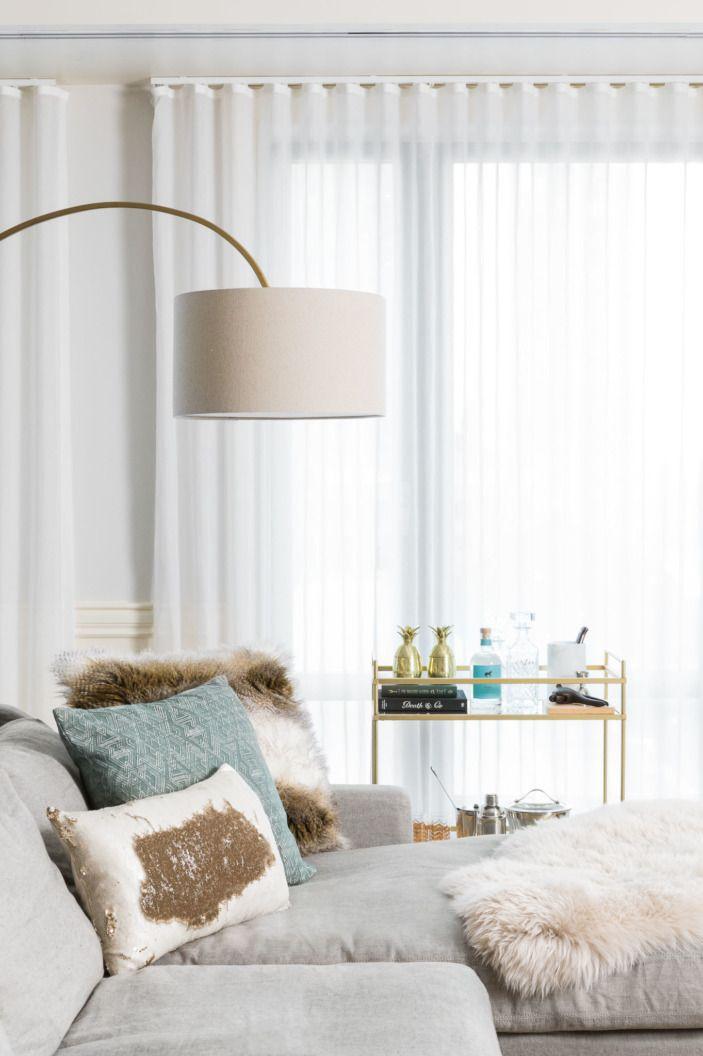 Creating A Classic Look In Boston Home Bright RoomsCozy LivingRestoration HardwareBostonCouchRoom