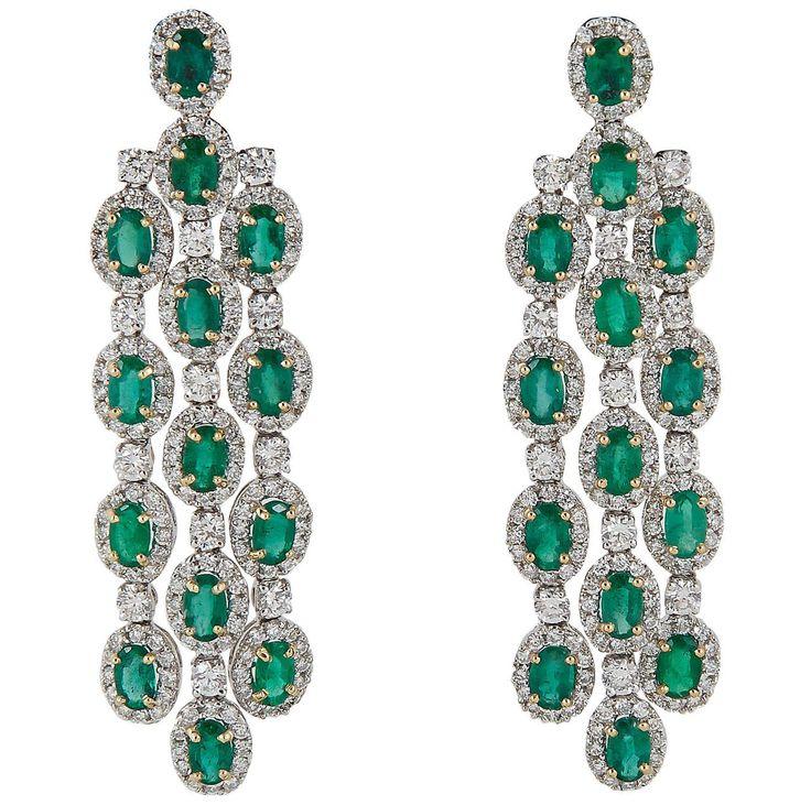 Best 25+ Gold chandelier earrings ideas on Pinterest ...