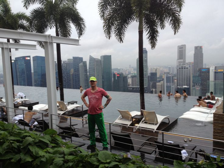 Warren Green in Singapore #QoolPlaceToWork