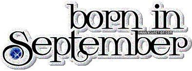 September September Born In Comment Graphic