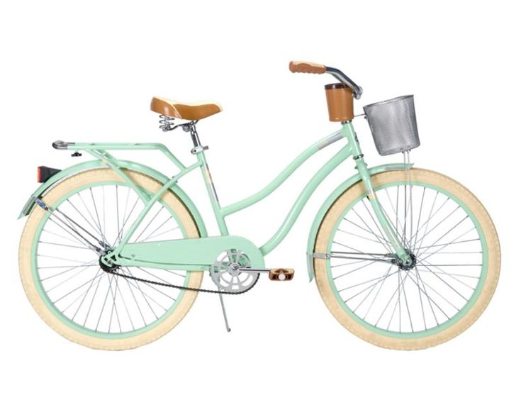 "Bicicleta Huffy Bike Deluxe Canasta 26"""
