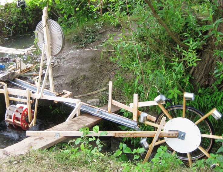 Wasserrad 02