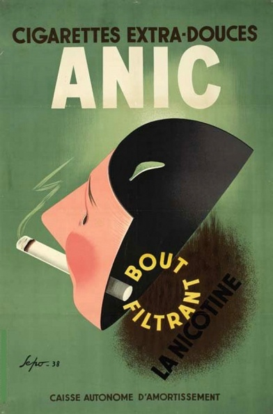 Deux siècles de Tabac en 150 affiches