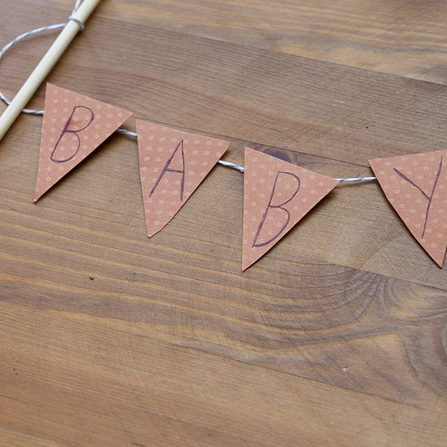Simple Baby Shower Favors You Can Make