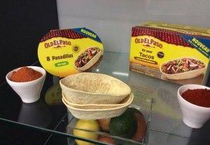 Panadillas Old El Paso (préparations pour Tacos)