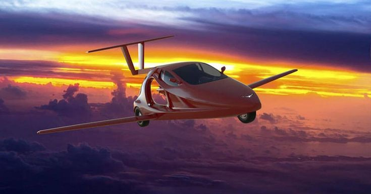 Samson Switchblade Flying Car Wants To Be The Future Of Transport #Flying_Cars #Reports