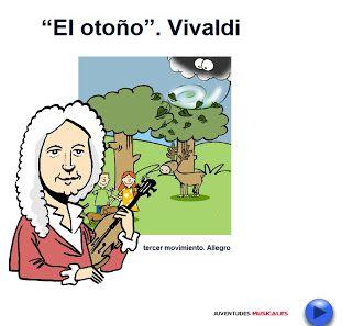 Musicogramas: El Otoño, Las Cuatro Estaciones - Antonio Vivaldi