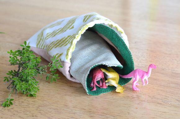 Easy Diy Dinosaur Play Mat Toy Play Mat Diy Sewing Ribbon Diy