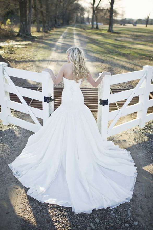 Gorgeous shot for the day of the wedding!