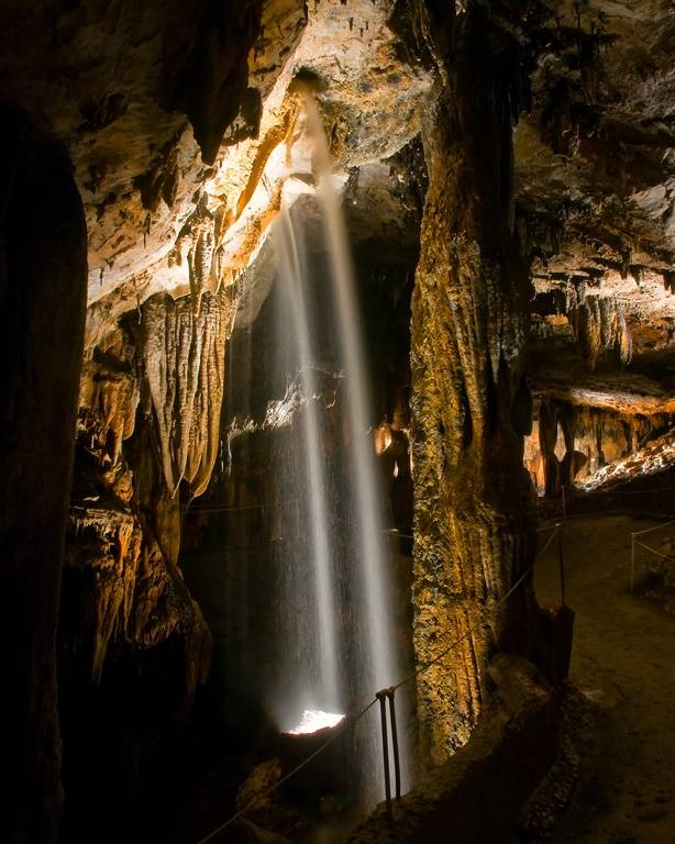 Desoto Caverns, AL