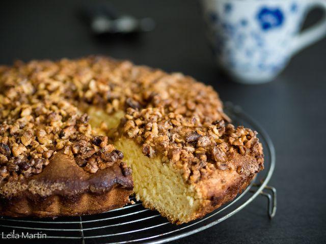 Ropfküeche, la brioche alsacienne aux noix et à la crème – je vais vous cuisiner