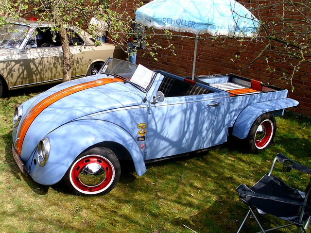 VW Beetle Pick-Up conversion