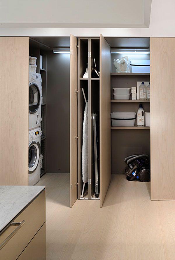 кухня карман двери шкафа