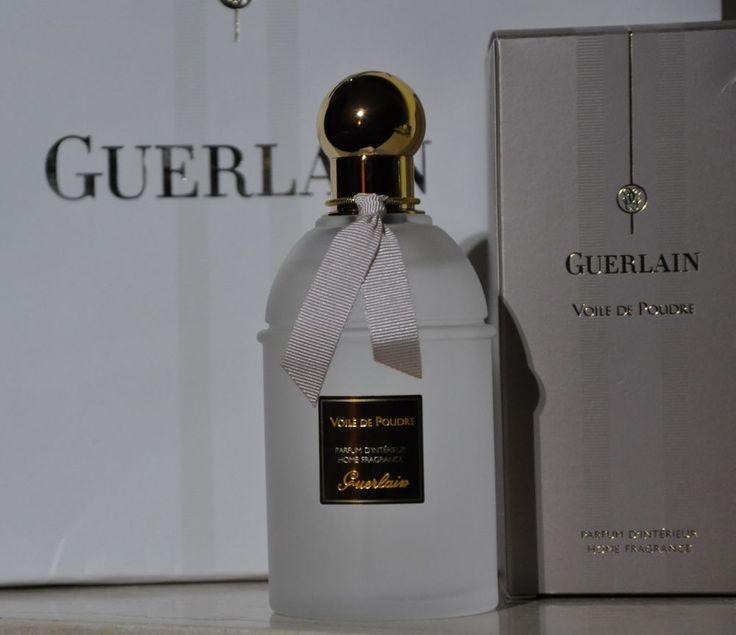 Voile de Poudre Guerlain Parfum D`Interieur Home Fragrance | eBay