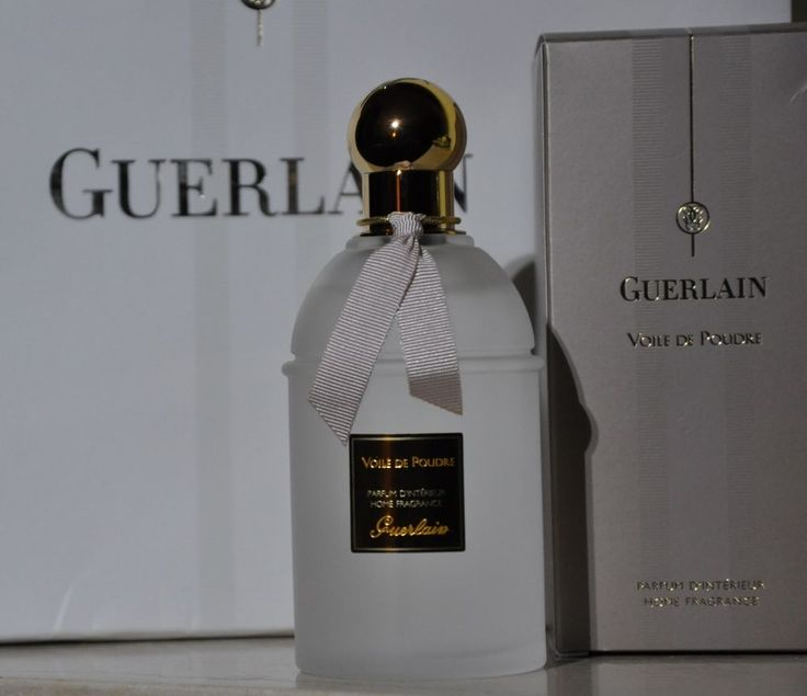 voile de poudre guerlain parfum d interieur home fragrance. Black Bedroom Furniture Sets. Home Design Ideas