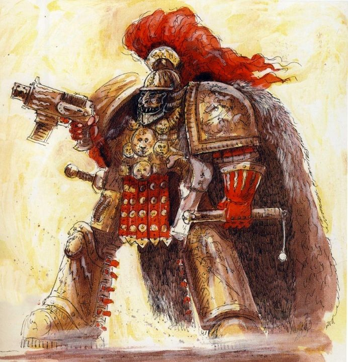 Thunder Warriors - Warhammer 40k - Wikia