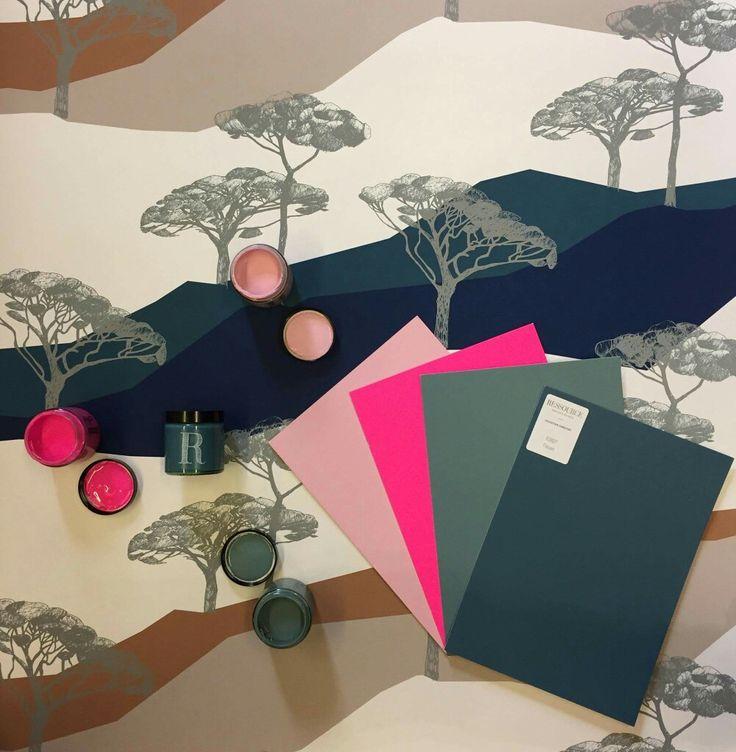 pingl par souffle d 39 int rieur sur coloris pinterest. Black Bedroom Furniture Sets. Home Design Ideas