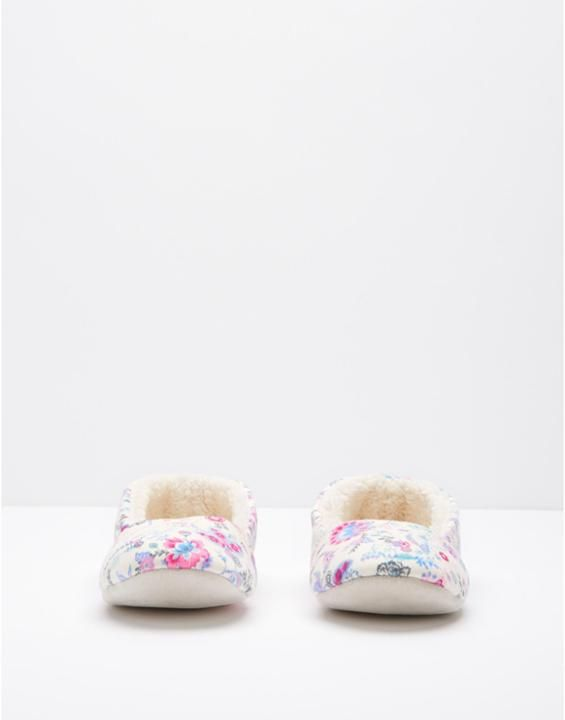 DREAMASlip On Fleece Lined Slippers - a pair to treat Mum