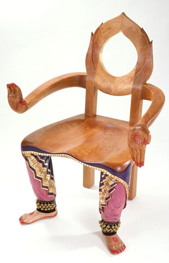 Interesting and different chair designs