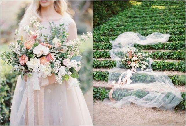 Свадебные тренды 2017. Букет невесты