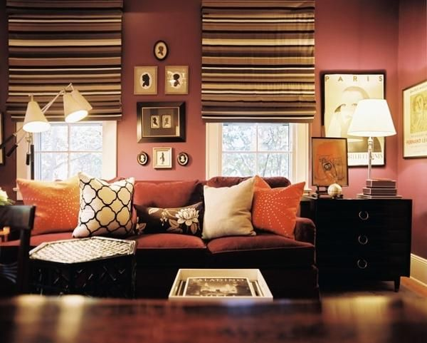 84 Best Terra Cotta Living Room Images On Pinterest Wall